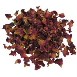 Edible Rose Petals 30g | Damask | Cooking | Baking | Dried | Buy Online | UK